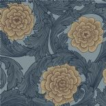 Blomstermala Wallpaper 51010 By Midbec For Galerie